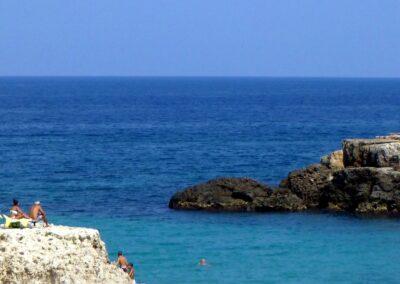 Puglia sea