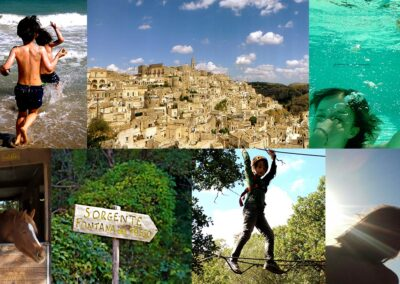 Family friendly activities in Puglia