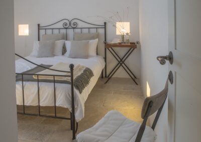 Puglia trullo bedroom