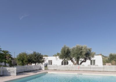 Puglia villa with gated pool