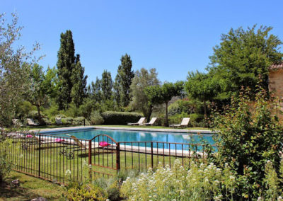 Luxury villa Provence gated pool
