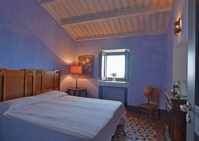 Luxury villa in Sicily double bedroom
