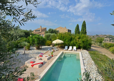 Luxury villa in Sicily with pool