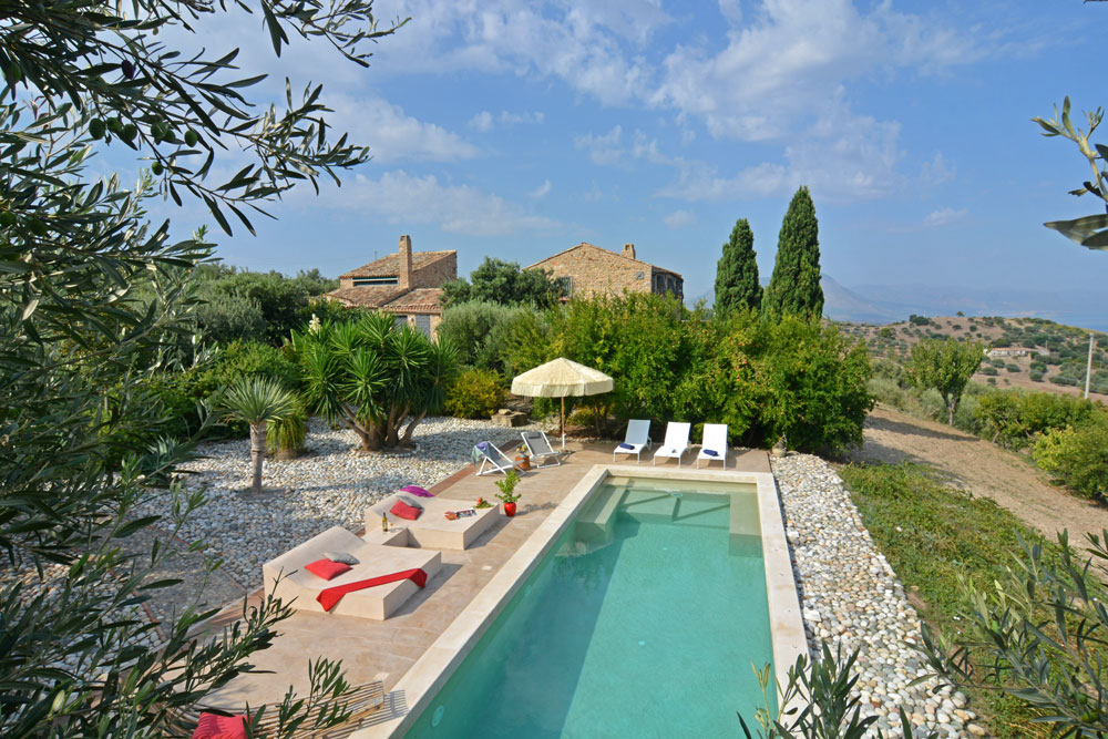 Luxury Villa Sicily | with stunning views and pool