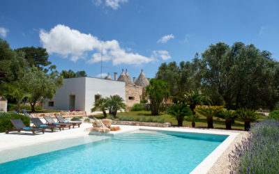 My Top 5 Villas in Puglia with a Private Pool