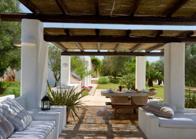 Trullo in Puglia with pool and garden