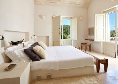 Trullo in Puglia bedroom 1