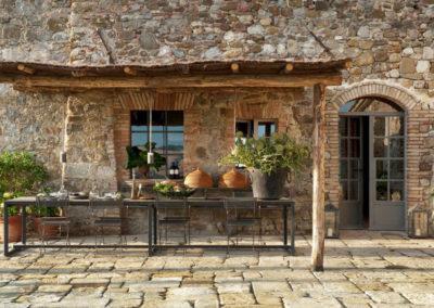 Tuscany Villa Terrace