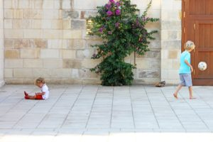 A masseria in Puglia for kids