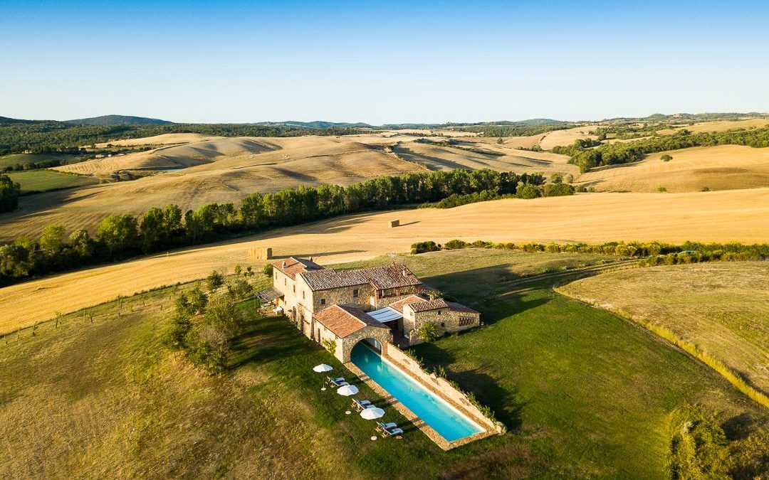 How do I source villas in Italy and France?